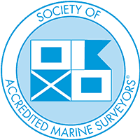 Society of Accredited Marine Services logo