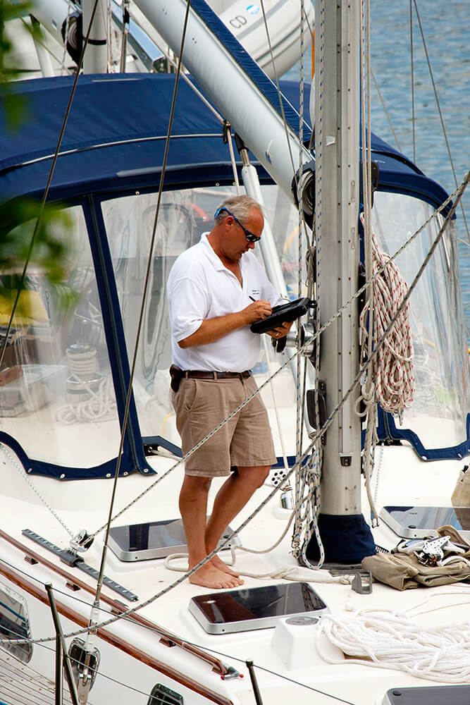 Yacht appraisals